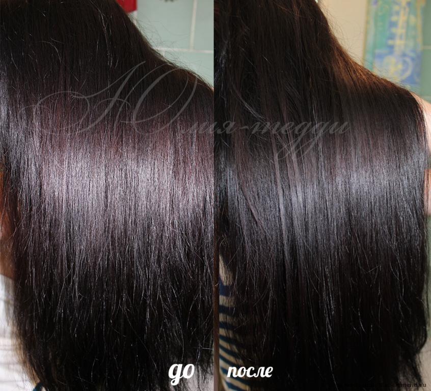 Волосы по всей длине торчат