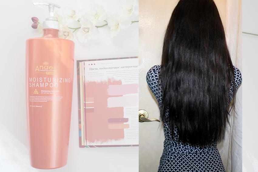 Увлажняющие шампуни для волос