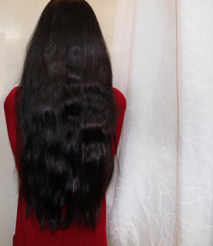 Инфракрасное лечение волос
