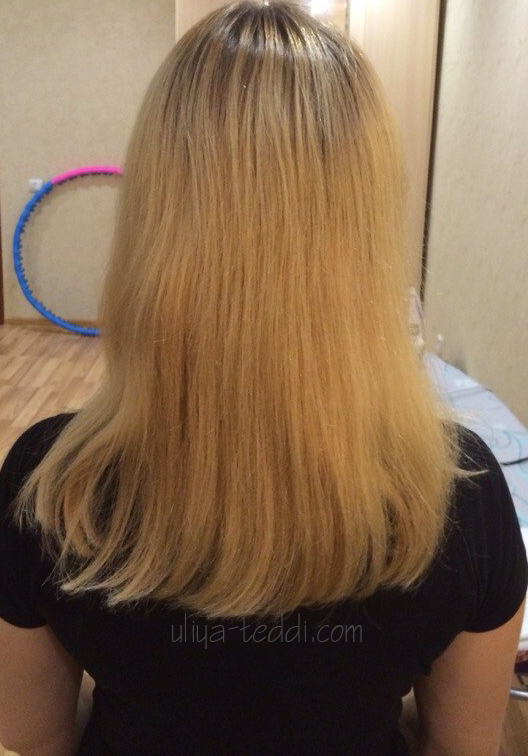 блог  о волосах
