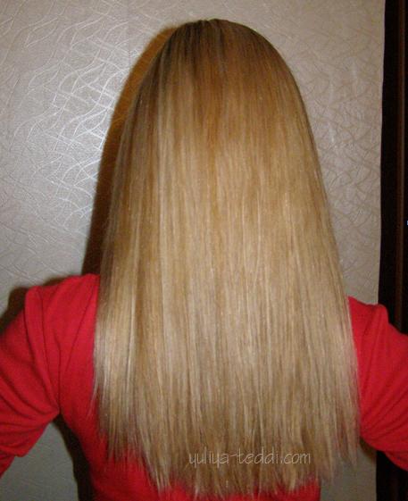 уход для блонда
